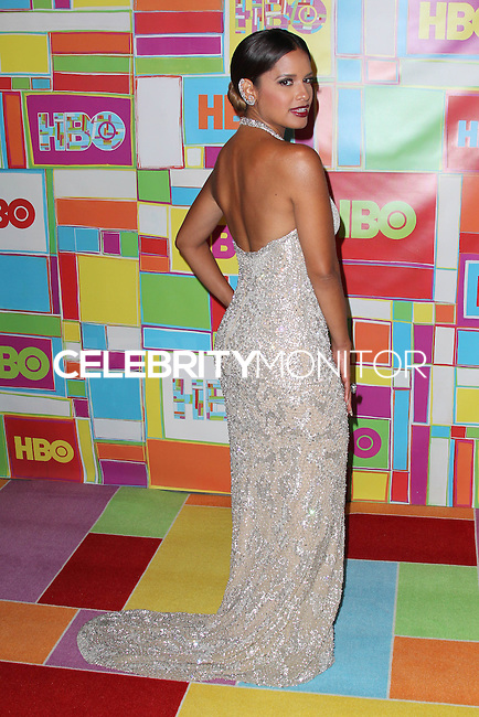 WEST HOLLYWOOD, CA, USA - AUGUST 25: Rocsi Diaz at HBO's 66th Annual Primetime Emmy Awards After Party held at the Pacific Design Center on August 25, 2014 in West Hollywood, California, United States. (Photo by Xavier Collin/Celebrity Monitor)