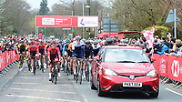 Picture by Simon Wilkinson/SWpix.com 15/04/2018 - Cycling HSBC UK British Cycling Spring Cup Road Series - Chorley Grand Prix 2018<br />
