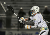 Andrew Lockhart #41 of Ward Melville scores a goal during the NYSPHSAA varsity boys lacrosse Class A state semifinals against Lakeland-Panas at Hofstra University on Wednesday, June 8, 2016