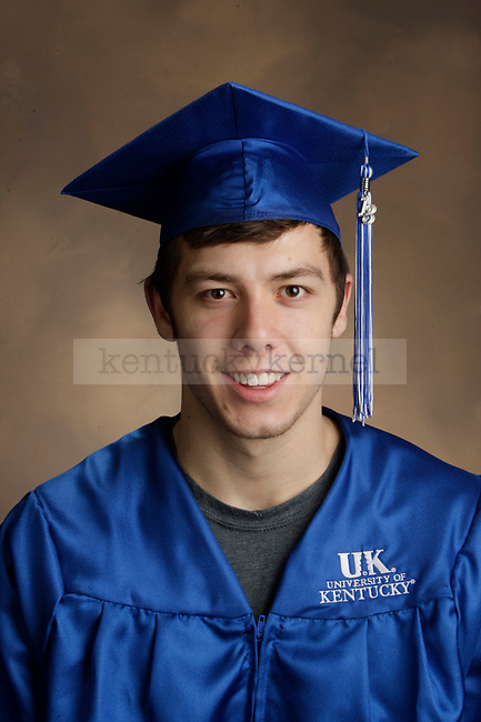 Snell, Dylan photographed during the Feb/Mar, 2013, Grad Salute in Lexington, Ky.