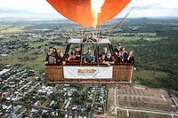 20170227 Hot Air Balloon Gold Coast