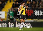 Nederland, Breda, 24 maart 2012.Eredivisie.Seizoen 2011-2012.NAC-N.E.C.Nourdin Boukhari van NAC Breda