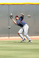 Bo Greenwell - Cleveland Indians - 2010 Instructional League.Photo by:  Bill Mitchell/Four Seam Images..