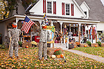 Flossies Country Store in Jackson, White Mountains, NH, USA