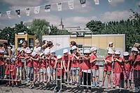 Mondorf-les-Bains welcome comittee<br /> <br /> 104th Tour de France 2017<br /> Stage 4 - Mondorf-les-Bains &rsaquo; Vittel (203km)