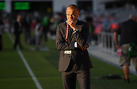 WASHINGTON D.C. - OCTOBER 11: Earnie Stewart of the United States during warm up prior to their Nations League game versus Cuba at Audi Field, on October 11, 2019 in Washington D.C.
