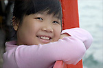 hong kong child on ferry boat  Head And Shoulders