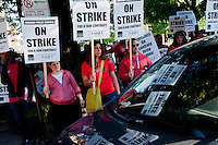 Chicago Teachers' Strike - Monday AM