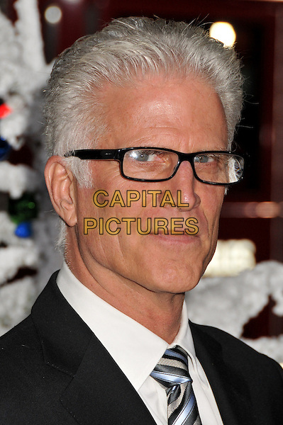 "TED DANSON.""Four Christmases"" World Premiere at Grauman's Chinese Theatre, Hollywood, CA, USA..November 20th, 2008.4 headshot portrait glasses .CAP/ADM/BP.©Byron Purvis/AdMedia/Capital Pictures."