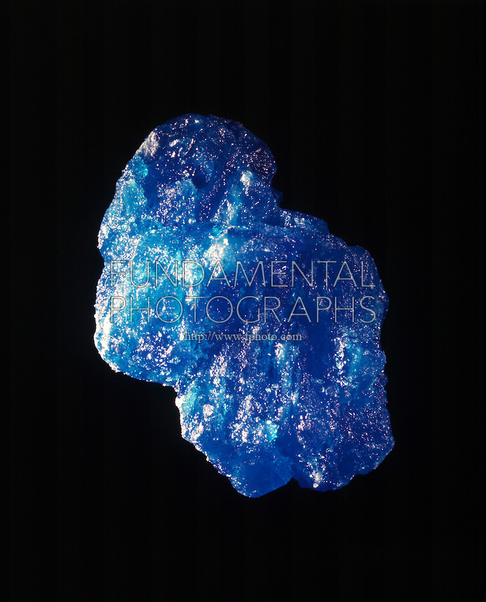 CUPRIC SULFATE PENTAHYDRATE CRYSTAL<br />