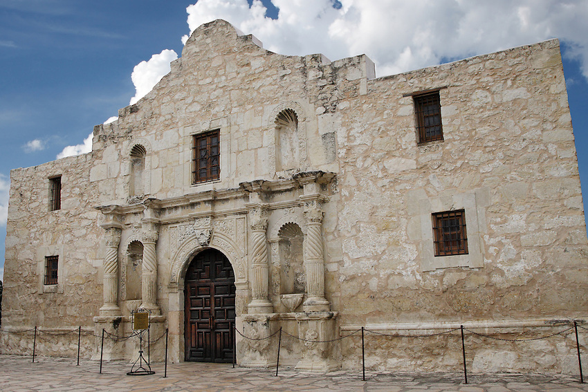 In Mexican history, the Texas campaign, including the Battle of the Alamo, was soon overshadowed by the Mexican-American War of 1846-48. The word Alamo is Spanish for Cottonwood and it is believed by some that the name originated from a nearby cluster of such trees.<br /> The Alamo is a symbol of Texas to the world..