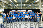 Staff of Borg Warner at the jobs announcement on Friday