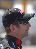 Apr 28, 2007; Talladega, AL, USA; Nascar Nextel Cup Series driver Greg Biffle (16) during qualifying for the Aarons 499 at Talladega Superspeedway. Mandatory Credit: Mark J. Rebilas