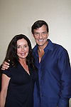 General Hospital Jackie Zeman & Guiding Light Sean McDermott at Romantic Times Booklovers Annual Convention 2011 - The Book Industry Event of the Year - April 8, 2011 at the Westin Bonaventure, Los Angeles, California for readers, authors, booksellers, publishers, editors, agents and tomorrow's novelists - the aspiring writers. (Photo by Sue Coflin/Max Photos)