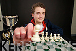 12-year old Ronan Magee has just been crowned the All-Ireland Under-16 Chess Champion.