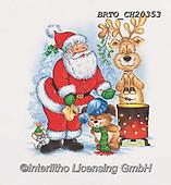 Alfredo, CHRISTMAS SANTA, SNOWMAN, WEIHNACHTSMÄNNER, SCHNEEMÄNNER, PAPÁ NOEL, MUÑECOS DE NIEVE, paintings+++++,BRTOCH20353,#x#