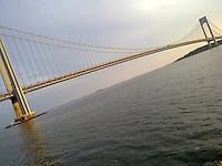 verrazano bridge span