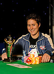 Vanessa Selbst is the champion of the NAPT Mohegan Sun Season 1 Main Event
