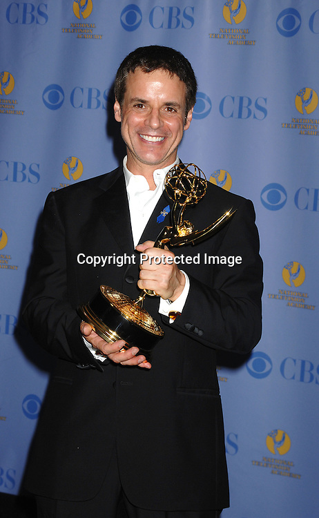 Christian LeBlanc..posing for photographers in the Press Room at The 34th Annual Daytime Emmy Awards on June 15,2007 at The ..Kodak Theatre in Hollywood, California. ..Robin Platzer, Twin Images......212-935-0770