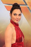 """LOS ANGELES - MAY 25:  Gal Gadot at the """"Wonder Woman"""" Los Angeles Premiere at the Pantages Theater on May 25, 2017 in Los Angeles, CA"""