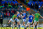 Bryan Sheehan and Brendan O'Sullivan South Kerry in action against David Moran and Gavin O'Brien Kerins O'Rahillys in the Kerry Senior Football Championship Semi Final at Fitzgerald Stadium on Saturday.