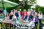 Independence Day party: Carol  Strick, Ballyhorgan , fifth from right back celebrating Independence Day at a BBQ at McCarthy's Bar, Finuge on Saturday night last.