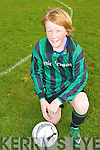 Player of the Week..Name: Gearoid Carmody.School: Spa National School.Favourite Club: Manchester United.Favourite Player: Carlos Tevez      Copyright Kerry's Eye 2008