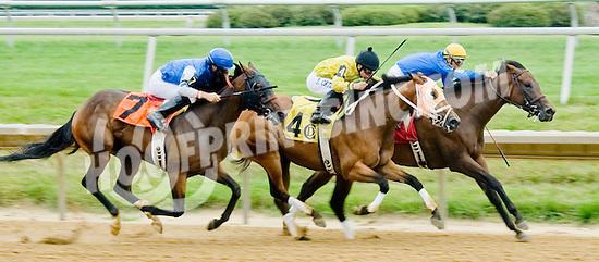 Sweet Valor winning at Delaware Park on 8/1/12