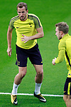 Tottenham Hotspur FC's Harry Kane during training session. October 16,2017.(ALTERPHOTOS/Acero)