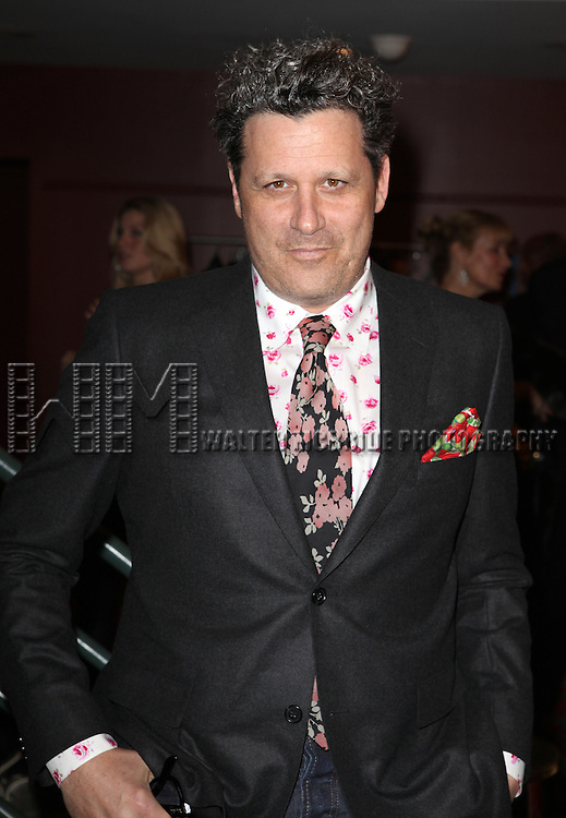 Isaac Mizrahi  attending the New 42nd Street Gala at The New Victory Theater in New York City on December 5, 2012