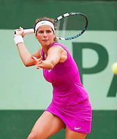 02-06-12, France, Paris, Tennis, Roland Garros, Julia Goerges