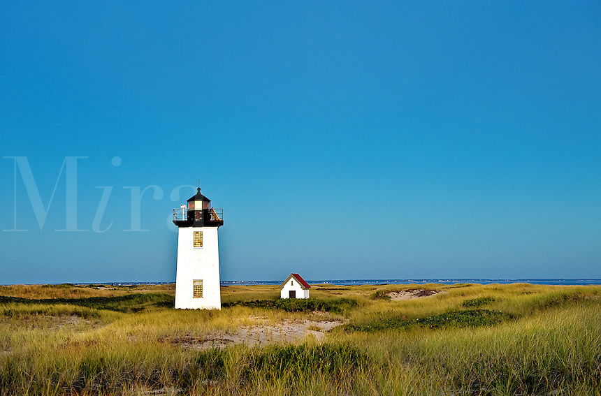 Woods End Lighthouse, Provincetown, Cape Cod, MA, Massachusetts, USA