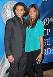 Keke Palmer and Corbin Bleu at the 40th NAACP Image Awards Nomination Announcement press conference Held at the Beverly Hilton Hotel Beverly Hills, Ca. January 7, 2009. Fitzroy Barrett