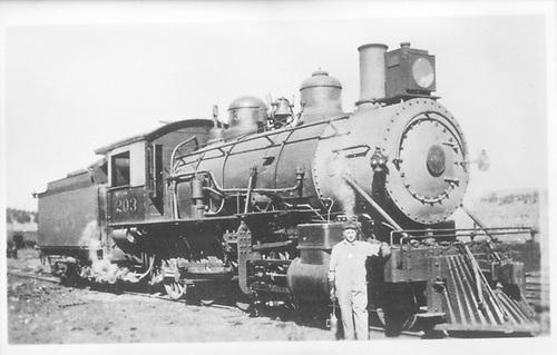 CM #203.<br /> Colorado Midland