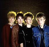 1982: U2 - Photosession