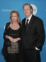 14 April 2018 - Beverly Hills, California - Kathy Hilton, Rick Hilton. 7th Biennial UNICEF Ball held at the Beverly Wilshire Four Seasons Hotel.  <br /> CAP/ADM/PMA<br /> &copy;BT/ADM/Capital Pictures