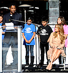 LOS ANGELES, CA. - November 30: Denzel Washington and Jennifer Lopez attend the Boys And Girls Clubs of America Announcement at Nokia Theatre L.A. Live on November 30, 2010 in Los Angeles, California.