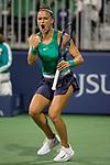 Maria Sakkari (GRE ) defeated Venus Williams (USA ) 6-4, 7-6