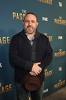 "SANTA MONICA - JANUARY 10: Executive Producer / Director Jason Ensler attends the red carpet premiere party for FOX's ""The Passage"" at The Broad Stage on January 10, 2019, in Santa Monica, California. (Photo by Frank Micelotta/Fox/PictureGroup)"