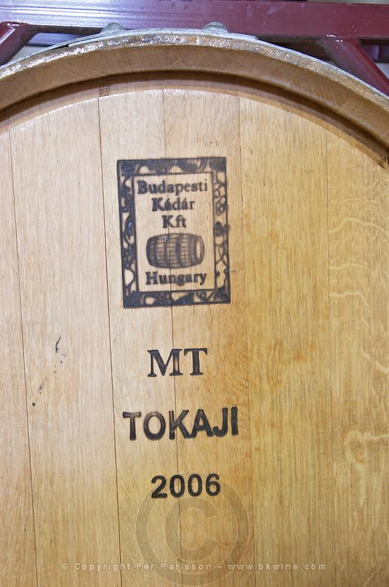 barrel with stamp quinta do vallado douro portugal