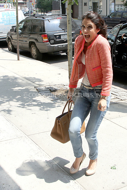 WWW.ACEPIXS.COM . . . . . .June 11, 2012...New York City, NY ....Bethenny Frankel walking in Tribeca on June 11, 2012 in New York City, NY .....Please byline: Zelig Shaul - ACEPIXS.COM.. . . . . . ..Ace Pictures, Inc: ..tel: (212) 243 8787 or (646) 769 0430..e-mail: info@acepixs.com..web: http://www.acepixs.com .