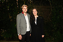 Henry V press night guests, cast and creatives at Regent's Park Open Air Theatre. Picture shows: Lighting Designer Joshua Carr and Set and Costume Designer Anna Fleischle.