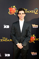 """LOS ANGELES - JUL 11:  Cameron Boyce at the """"Descendants 2"""" Premiere Screening at the Cinerama Dome at ArcLight on July 11, 2017 in Los Angeles, CA"""