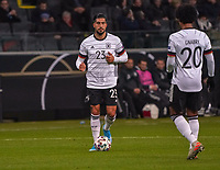 Emre Can (Deutschland Germany) - 19.11.2019: Deutschland vs. Nordirland, Commerzbank Arena Frankfurt, EM-Qualifikation DISCLAIMER: DFB regulations prohibit any use of photographs as image sequences and/or quasi-video.