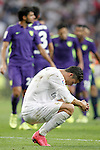 Real Madrid's Cristiano Ronaldo dejected during La Liga match. September 26,2015. (ALTERPHOTOS/Acero)