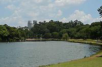 SÃO PAULO, SP, 03 DE FEVEREIRO DE 2012 - CALOR IBIRAPUERA  - Tarde ensolarada e quente no Parque do Ibirapuera, nesta sexta-feira. FOTO: ALEXANDRE MOREIRA - NEWS FREE.