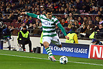 UEFA Champions League 2017/2018 - Matchday 6.<br /> FC Barcelona vs Sporting Clube de Portugal: 2-0.<br /> Marcos Acu&ntilde;a.