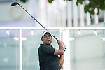 Arjun Atwal of India tees off the first hole during the Pro-Am golf tournament of the 58th UBS Hong Kong Open as part of the European Tour on 07 December 2016, at the Hong Kong Golf Club, Fanling, Hong Kong, China. Photo by Marcio Rodrigo Machado / Power Sport Images