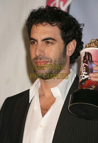 SASH BARON COHEN.Press Room - 2007 MTV Movie Awards,  Gibson Amphitheater, Universal City, California, USA,.3rd June 2007..portrait headshot beard .CAP/ADM/RE.©Russ Elliot/AdMedia/Capital Pictures. *** Local Caption *** ...