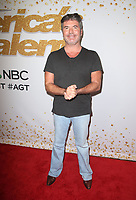 HOLLYWOOD, CA - SEPTEMBER 11: Simon Cowell, at America&rsquo;s Got Talent Season 13 Live Show Red Carpet at The Dolby Theatre in Hollywood, California on September 11, 2018. CAP/ADM/FS<br /> &copy;FS/ADM/Capital Pictures
